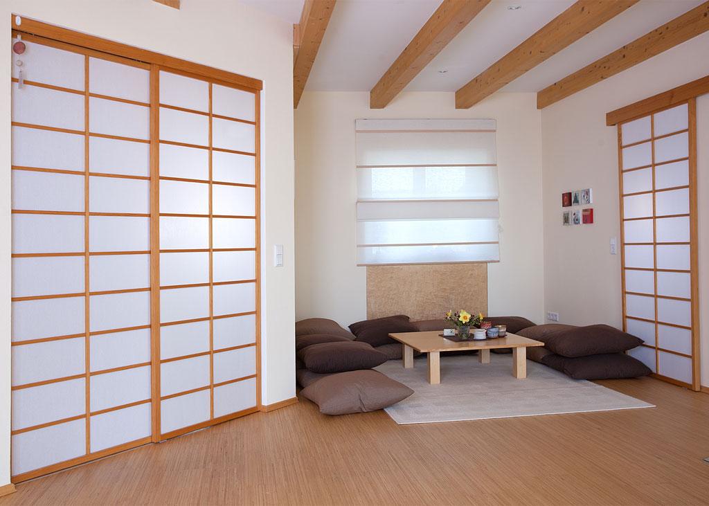 Shoji-Tür